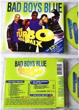 BAD BOYS BLUE The Turbo Megamix (Incl. 13 Charthits) .. 1998 Coconut Maxi CD TOP