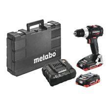Metabo Basic Set 2x 18V2.0 Ah Ladegerät SC 60 Plus