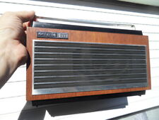 Vintage poste radio portable pocket radio ITT OCEANIC T290 60.70's