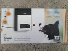 .Petcube Bites Wi-Fi Pet Monitor Camera with Treat Dispenser.