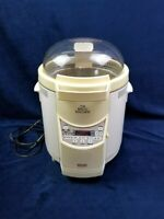 Classic The Bread Machine Welbilt Model ABM-100 Observation Dome Vintage w/ Box