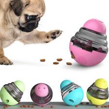Dog Food Ball Interactive Spill Food Dispensing Boredom Breaker Toy Bowl Feeding