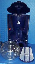 Kaffemaschine 10-12 Tassen, Neu, Blau Top NEU OVP