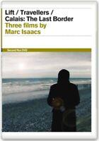 Nuevo Marc Isaac Colección - Levantar /Viajeros/Calais - The Last Frontera DVD
