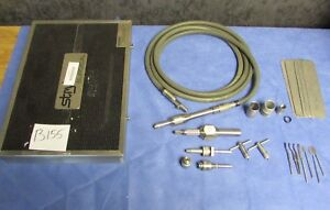 Stryker Orthopedic Micro Oscillating Saw with Attachments & Blades and Case