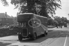 PHOTO Oliver, York, removal van (ex WY ch) Bristol J CWT868 at York in 1959