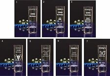 24 Personalised etched 6cl Shot Glasses for Special Day Stag Hen Night Party