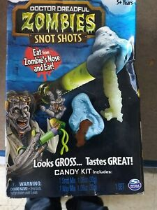 years Doctor Dreadful Zombies Parasite Lab Spin Master Gross Candy Making Kit 5