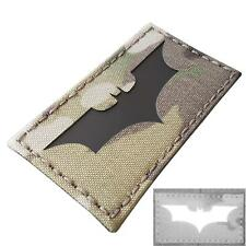 batman dark knight IR infrared multicam morale tactical laser hook patch