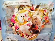 Pretty Dogs STICKER FLAKES 70 Pcs