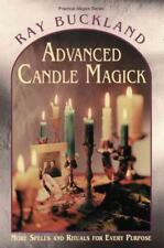 ADVANCED CANDLE MAGICK - BUCKLAND, RAYMOND - NEW PAPERBACK BOOK