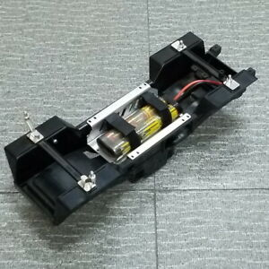 Aluminum Battery Holder for TAMIYA Clodbuster/Bullhead 4X4X4 Chassis