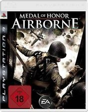 Sony PS3 Playstation 3 Spiel ***** Medal of Honor Airborne **************NEU*NEW