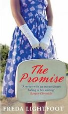 Freda Lightfoot __ The Promise___Brandneue___Werbeantwort UK