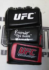 Ricardo Lamas Signed UFC Glove PSA/DNA COA Autograph 180 169 Fight Night 63 44