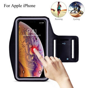 Slim Arm Band Case Phone Holder Bag For iPhone 11 Pro 12 Mini 6S 7 8 Plus XR SE