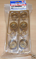 Tamiya 51350 F103 Mesh Wheel Set (Gold) (F103RM/F103RS/F103RX/F104W) (*50781)
