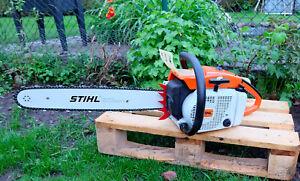STIHL 045 056 064 Chain Saw Bar 066 088 KettenSäge 042 048 051 034 036  044 075