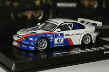 BMW M3 GTR Nürburgring 2004 Stuck-Edition 1:43 Minichamps neu & OVP 444042342