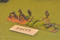 20mm modern / british - platoon 11 figures - inf (32659)