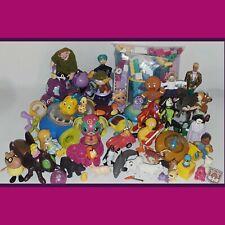 Wholesale Girls Toy Lot Animal Figures Disney Cartoon Charcters Kids Junk Drawer