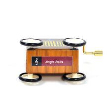 Jingle Bells - Manivelle Boîte à musique - Vielle à ROUE sur roues