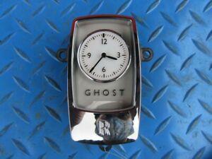 Rolls Royce Ghost dashboard dash clock #8256