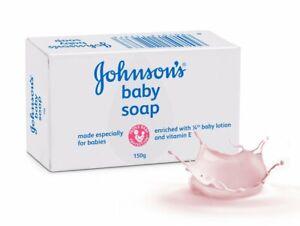 Johnson's Baby Soap 150g Pack of 3