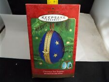 Hallmark Ornament 2000 Christmas Tree Surprise Nib