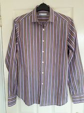 Poggianti 1958 Italian Tailored Men's Shirt (16 inch collar) - new/unworn