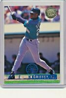 1995 Fleer Ultra Gold Medallion Edition #101 Ken Griffey Jr Seattle Mariners HOF