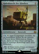 Hafenknecht del distribuidor foil/Merchant's Dock mano | nm | versiones preliminares Promo | ger