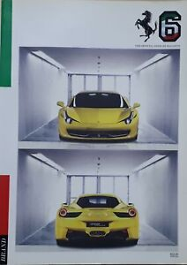Automobilismo - The Official Ferrari Magazine N. 6 - ed. 2009