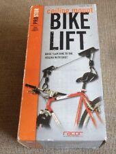 Racor Prostor Ceiling Mount Bike Lift Home Garage Storable 50 lb
