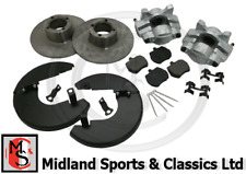 BEK175 - CLASSIC MINI - FRONT BRAKE CALIPER KIT - GBC138 GBC141 GBP281 GBC90806