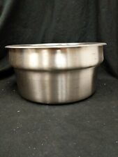 Vollrath Steam Table Insert Pan 7 1/4 qt Stainless Steel Short (78194) Free Ship