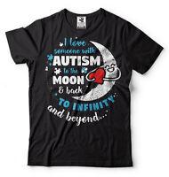 Autism T-shirt Autism Awareness Tee Shirt Unisex T-shirt