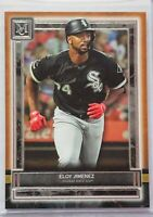 ELOY JIMENEZ 2020 TOPPS MUSEUM COLLECTION COPPER CARD #68 CHICAGO WHITE SOX MLB