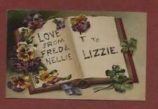 Lizzie, c/o Mrs Jenkin, Whitedale, nr Burton Constable. qf.236