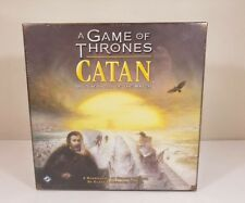A Game of Thrones Catan Brotherhood of the Watch Board Game NEW