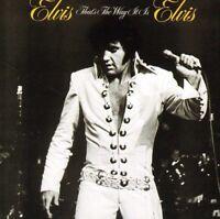 Elvis Presley - Elvis - Thats The Way It Is [CD]