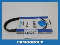 Belt Trapezoidal V-Belt MITSUBISHI Galant Lancer Peugeot 605 4PK638