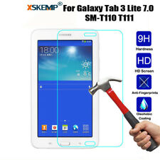 Tempered Glass Screen Protector for Samsung Galaxy Tab 3 Lite 7.0 T111 T110 T116