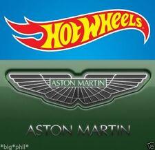 Hot Wheels Aston Martin Diecast Cars