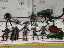 Neca Predator Action Figures Huge Lot AVP Rare! Alien VS Predator W/ Extras