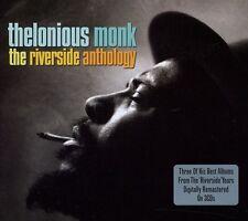 Thelonious Monk - Riverside Anthology [New CD] UK - Import