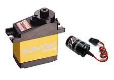 Savox SH-0256 Ultra Torque Micro Digital Servo w/ Free Glitch Buster Capacitor