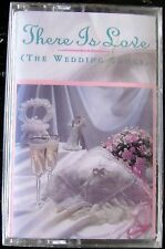 There Is Love (the Wedding Songs) (Cassette, 1992, Scotti Brothers) NEW