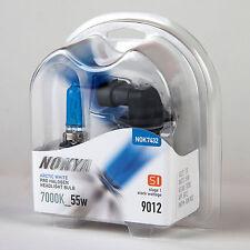 Nokya Arctic White 9012 Headlight Bulbs - 7000K 55W (Stage 1) - NOK7432