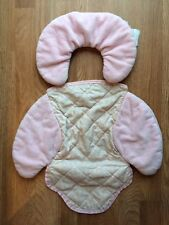 Boppy Pink Baby Bouncer Replacement Seat Cover Infant Insert & Pillow ONLY Part